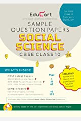 Social Science Sample Papers CBSE For Class 10 Kindle Edition