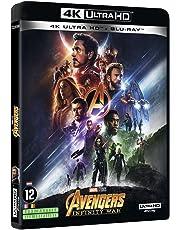 Avengers Infinity War - 4K bonus [4K Ultra HD