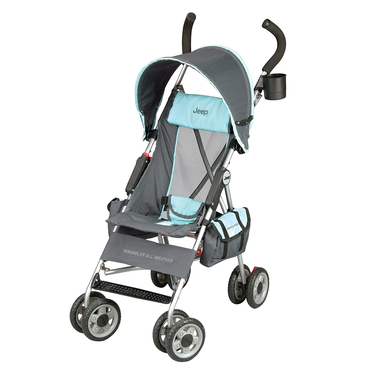 Amazon Jeep Wrangler Sport All Weather Stroller Glow Discontinued by Manufacturer Standard Baby Strollers Baby