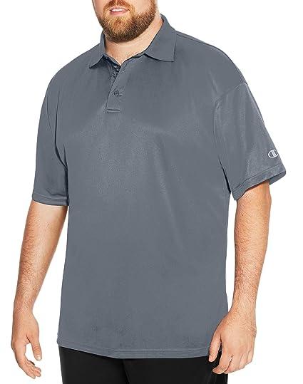 a0e365f88 Champion Vapor Big & Tall Short-Sleeve Polo at Amazon Men's Clothing ...