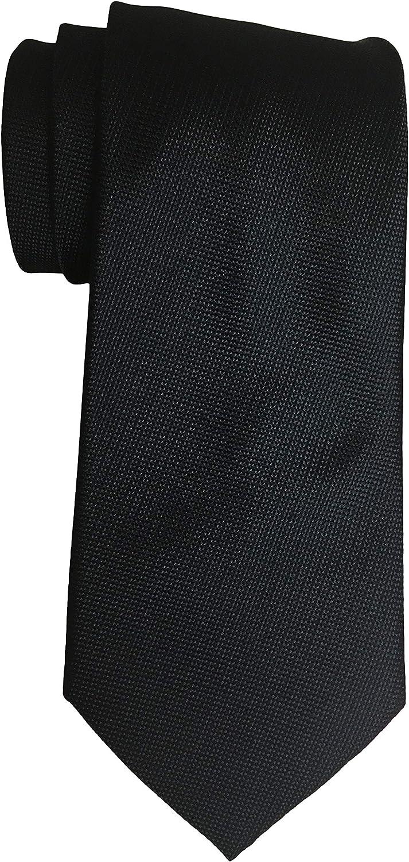 Hugo Boss Navy Neat Geometric Tie