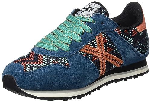 Munich Mini Massana 238, Zapatillas de Senderismo Unisex niños,, 40 EU: Amazon.es: Zapatos y complementos
