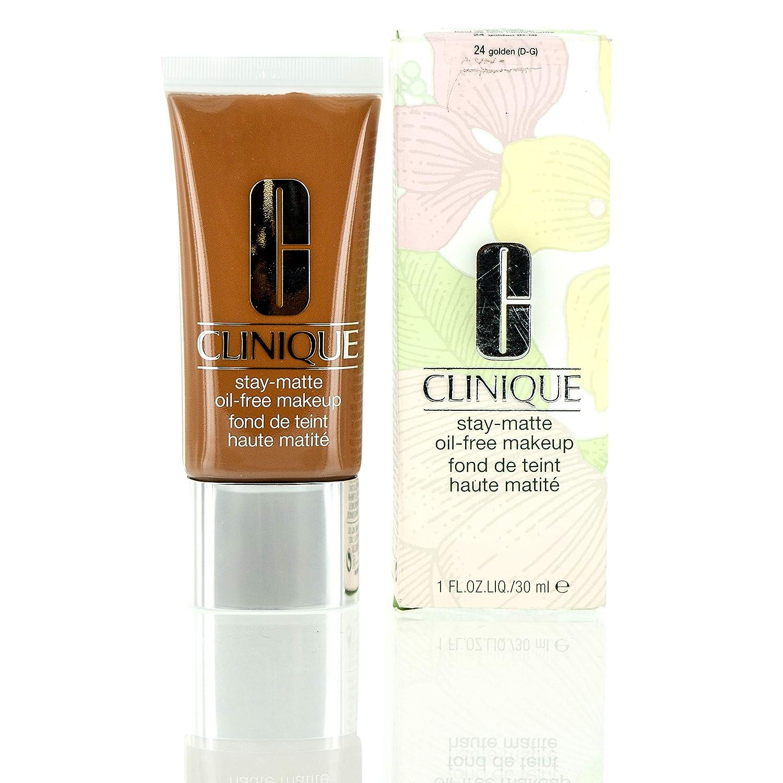 Amazon Com Clinique Stay Matte Oil Free Makeup 24 Golden 1 Oz