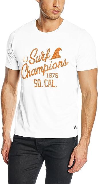 JACK & JONES JORNEW TEE SS CREW NECK - Camiseta para hombre