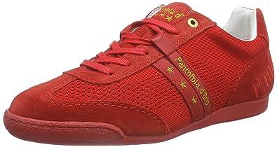 Pantofola d´Oro ASCOLI TECHKNIT, Herren Sneakers, Rot