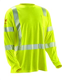 product image for DRIFIRE INDUSTRIAL - StrongKnit Hi-Vis T-Shirts, Class 3