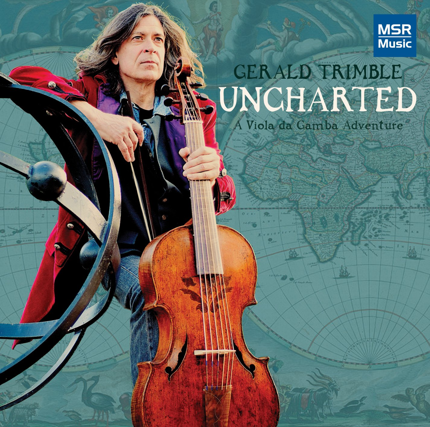 Uncharted: A Viola da Gamba Adventure with Gerald Trimble
