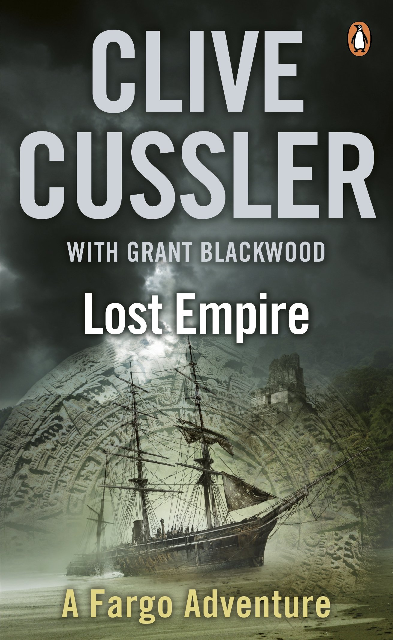 Lost Empire: FARGO Adventures #2: Amazon.co.uk: Clive Cussler, Grant  Blackwood: 9780241955352: Books