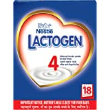 Nestlé Lactogen 4 Follow-Up Infant Formula Powder, After 18 months upto 24 months, 400g
