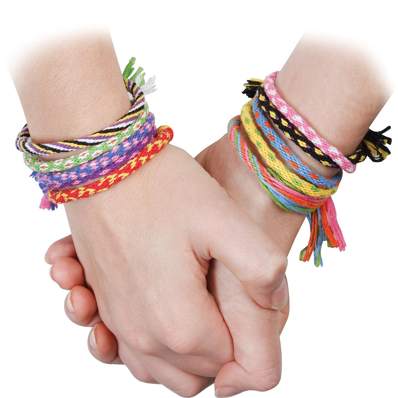 ec3b3784ecdcf Tobar Make Your Own Friendship Bracelets Kit