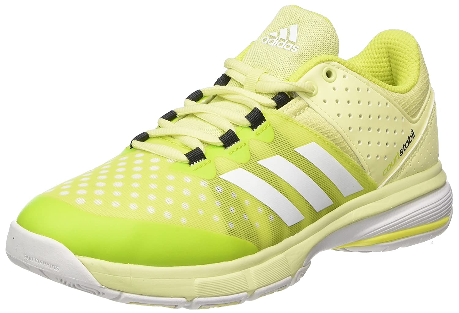 adidas Women''s Court Stabil W Handball Shoes BY2526