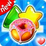 Candy Gummy Fever - Yummy Jam Crush Match 3 Games Free
