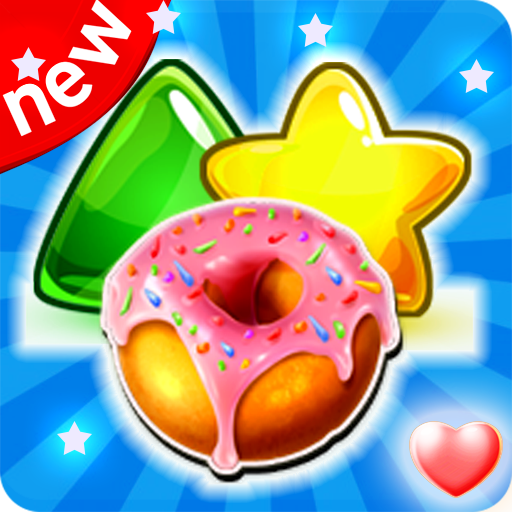Candy Gummy Fever - Yummy Jam Crush Match 3 Games Free ()