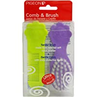 Pigeon Comb and Brush