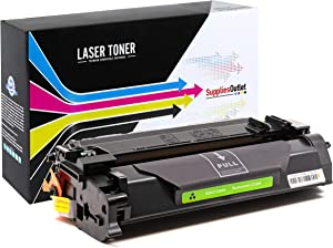 USA Advantage Compatible Toner Cartridge Replacement for HP 26A / CF226A (Black,1 Pack)