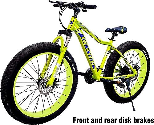 9. Dexter Front Suspension 21-Speed Mountain Bike