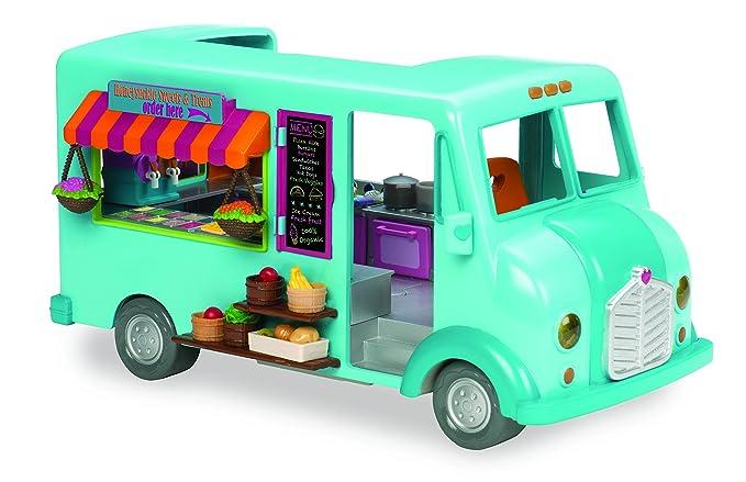 Imaginarium Food Truck de Juguete con Accesorios 82234: Amazon.es: Juguetes y juegos