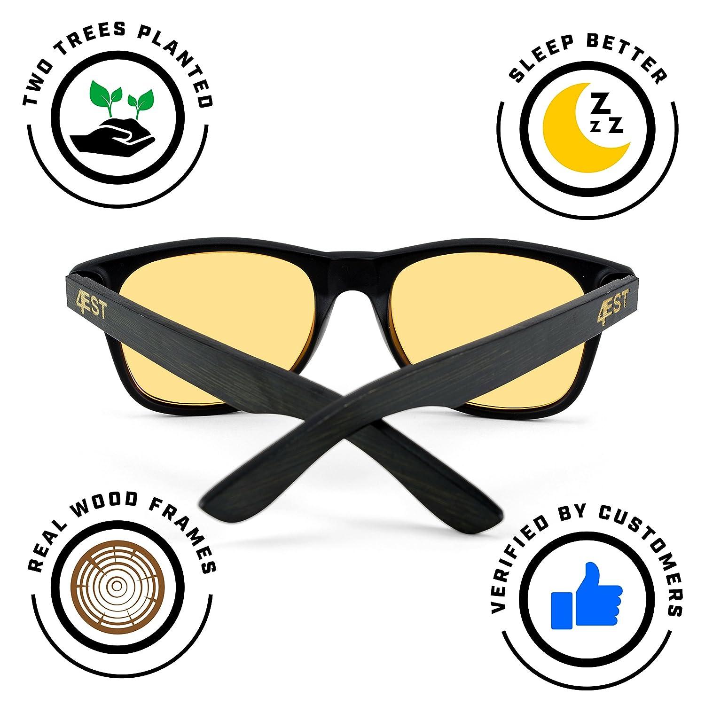 Amazon.com: Gafas de bloqueo de luz azul – Ordenador ...