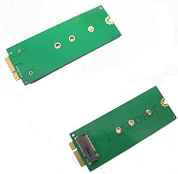 Adaptere NGFF m.2 SSD for SSD Macbook Pro Retina IMAC A1398 MC975 ...