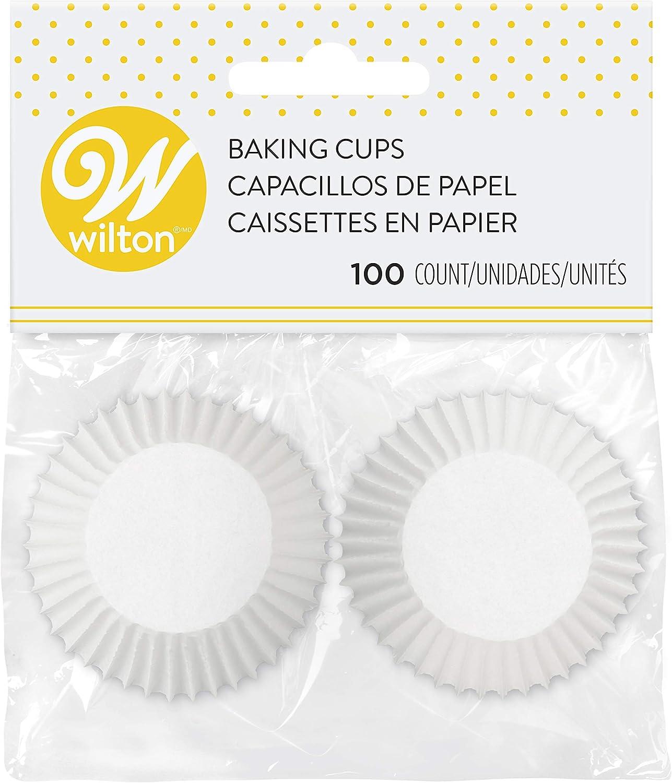 Random 100 Stück Cupcake Liner Backförmchen Form Papier Muffin-Fällen Kuc*deNH5