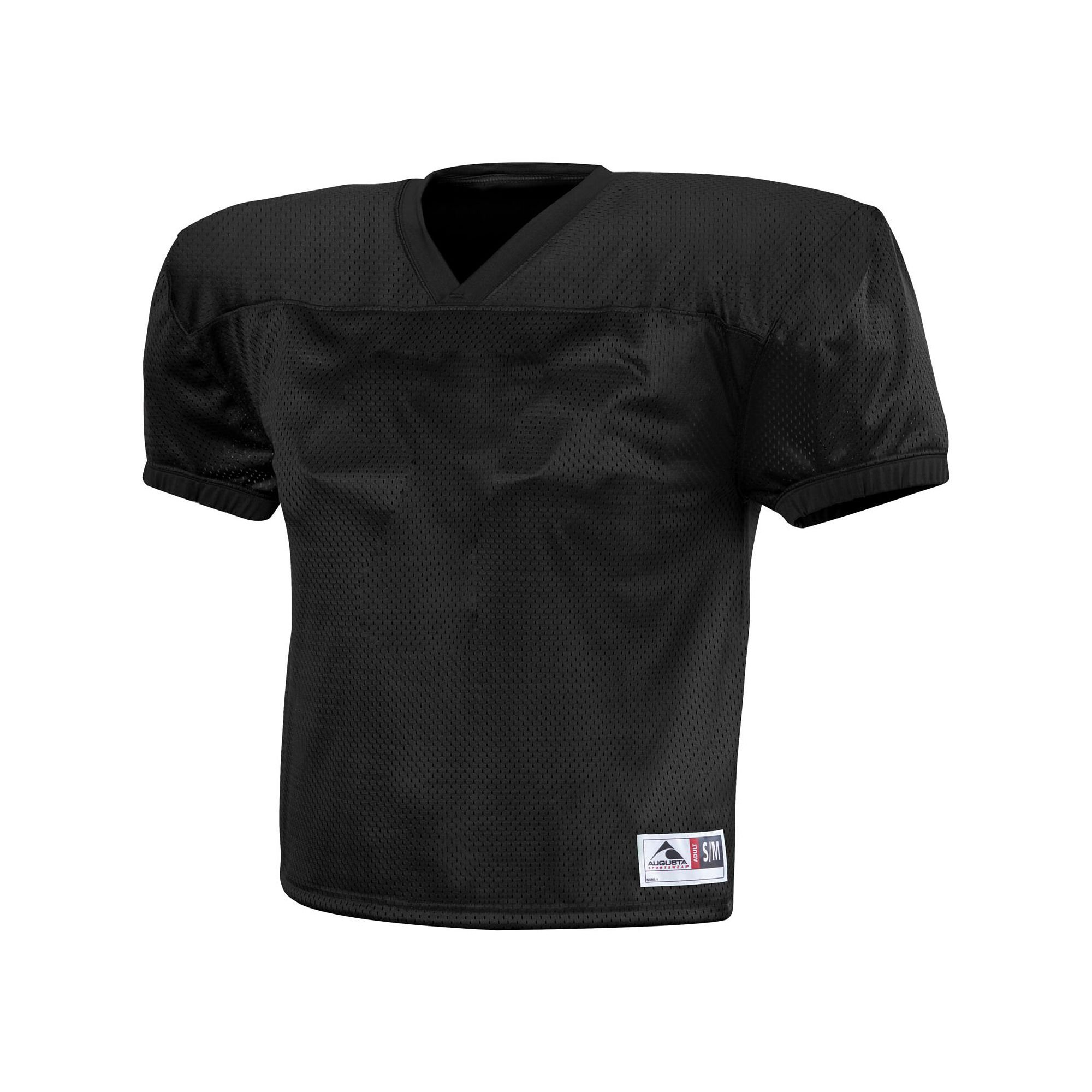 Augusta Sportswear Boys' Dash Practice Jersey S/M Black