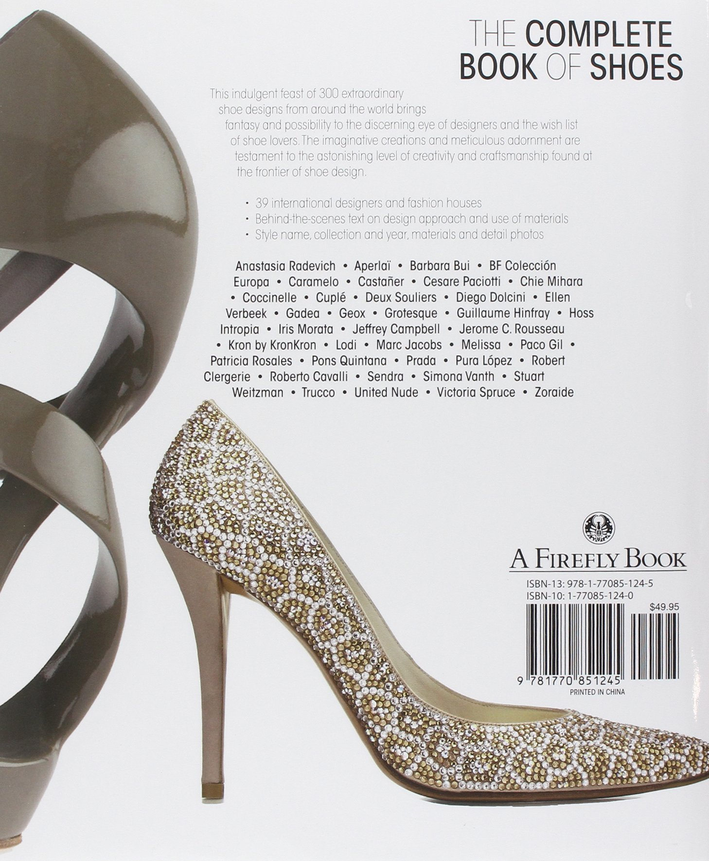 04dfefaca868 The Complete Book of Shoes  Marta Morales  9781770851245  Amazon.com  Books