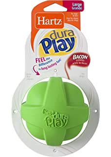 Hartz Dura Play Ball For Medium To Large Dogs Colors May Vary