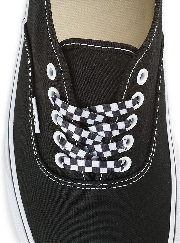 Vans Laces 36 Shoelaces, Black White