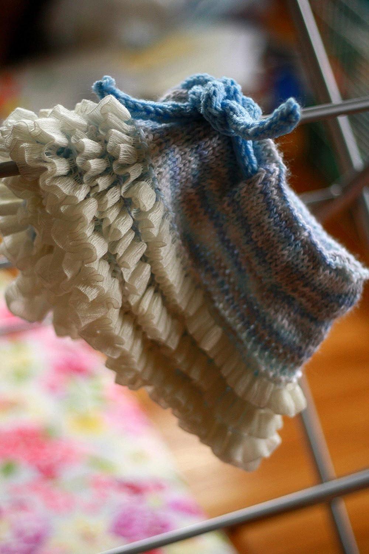 Hand Knit Tutu Skirt
