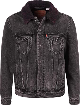 Levis ® Type 3 Sherpa Justin Timberlake Chaqueta vaquera brusted
