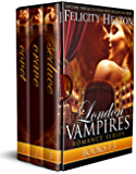 London Vampires Romance Series Box Set (Books 1-3)
