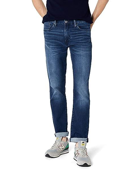 Levis Hombre 511 Slim Fit Jeans, Azul
