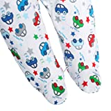 HONGLIN Footed Pajamas Baby Boys Girls Sleeper Long