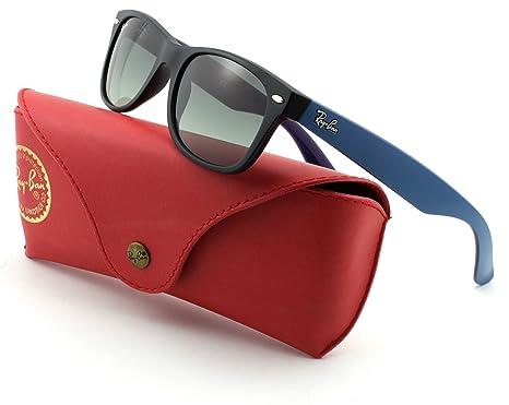 e7c35d2e5 ... sunglasses coupon for ray ban rb2132 new wayfarer matte black frame grey  gradient lens 618371 52mm abcd1 ...