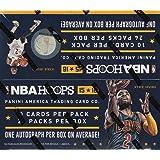 NBA Basketball 2015-16 NBA Hoops Trading Card Retail Box
