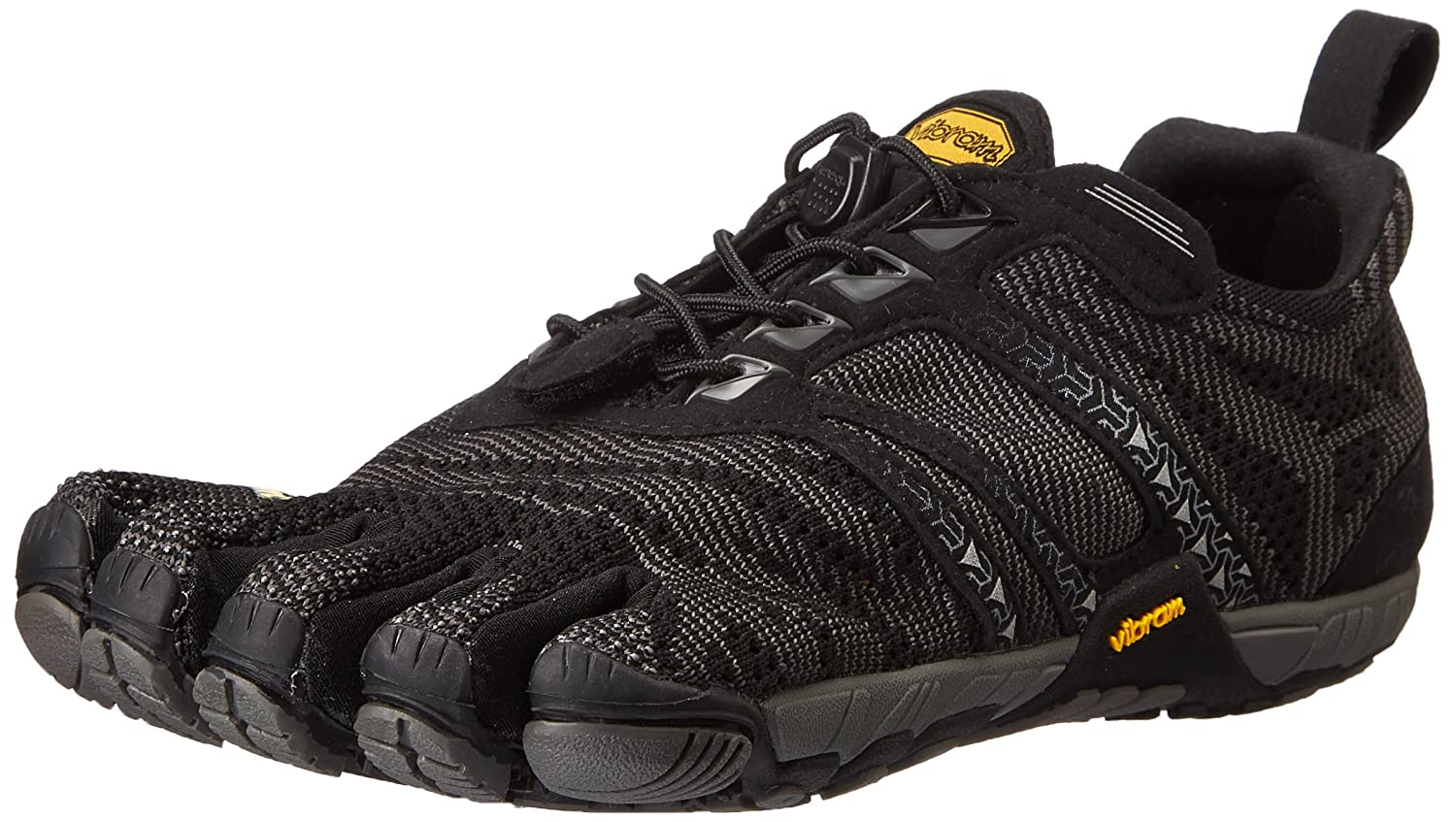 Vibram Women's KMD Evo Cross Training Shoe B00KR4R0CU 39 M EU / 8 B(M) US|Black/Grey