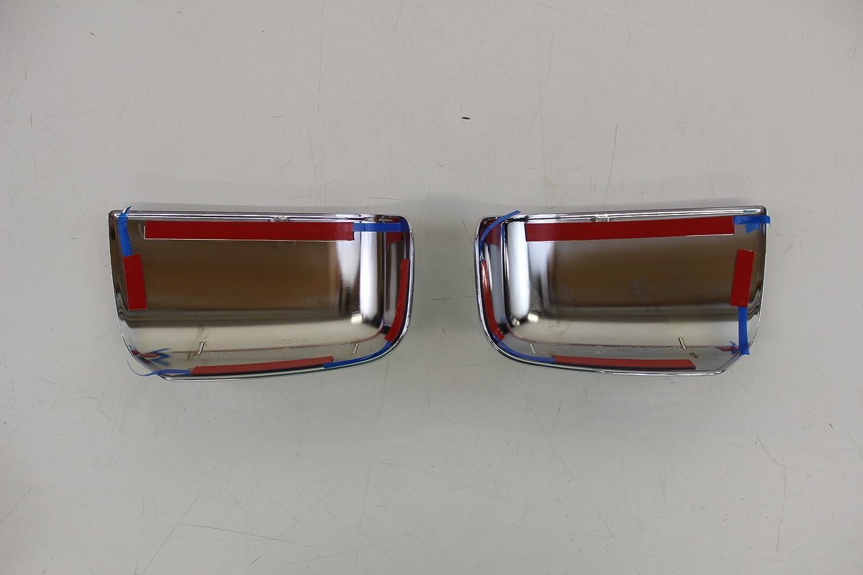 Nissan Genuine Accessories 999L2-GX000 Chrome Side Mirror Cover
