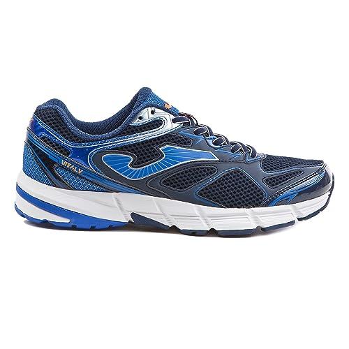 Joma - Zapatillas running de hombre, modelo R Vitas703, artículo Rvitas703, color azul
