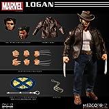 Mezco Toys One: 12 Collective: Marvel Logan Action Figure