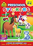Preschool Stickers Workbook (A Stuck on Learning Book)