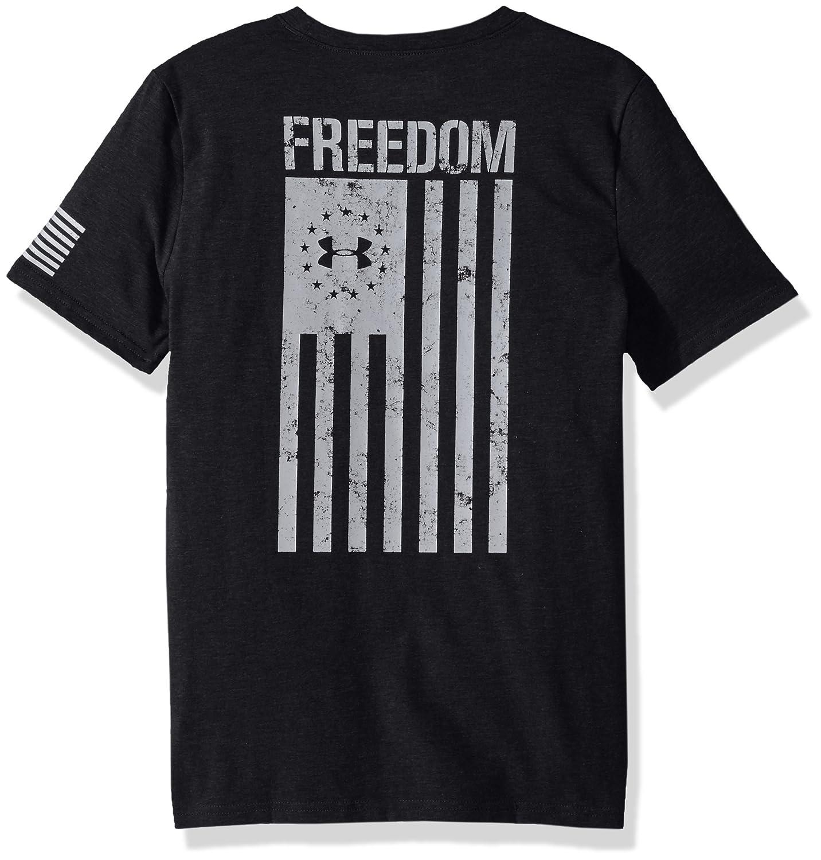 Big Kids Under Armour Boy Freedom Flag Tee