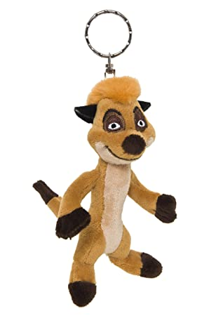 Amazon.com: Joy Toy – El Rey León Peluche Llavero Timon 3.1 ...