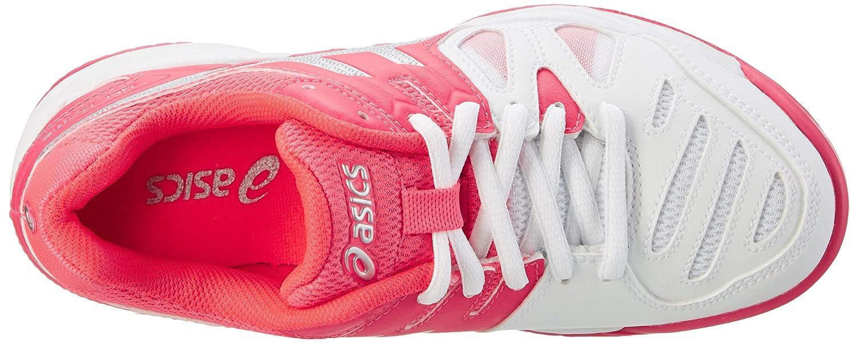 Asics Gel-Game 5 GS, Zapatillas de Tenis Unisex bebé: Amazon.es ...