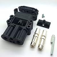 DIN 320A 150V Socket with 50 mm2 Main