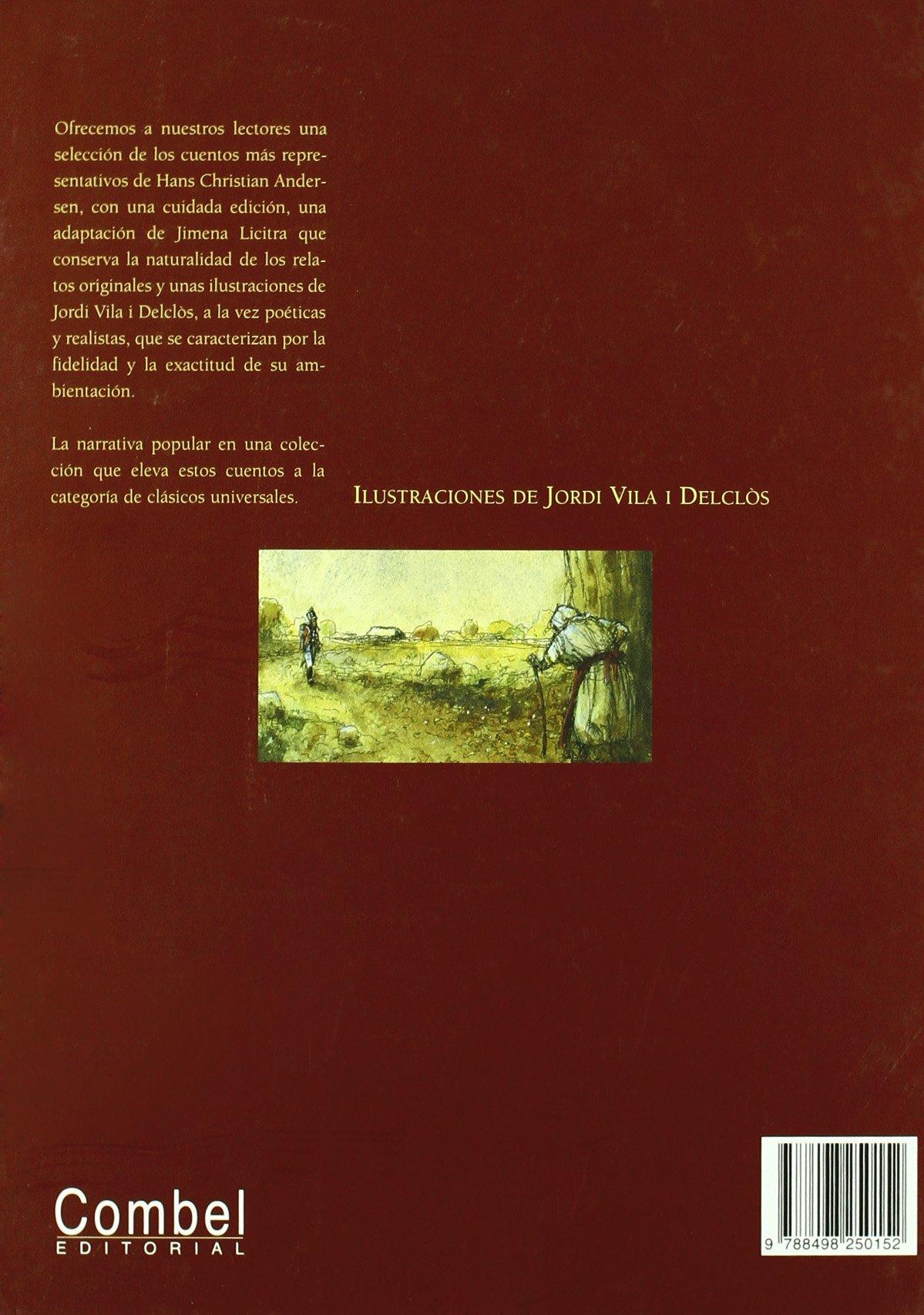 Mis cuentos preferidos de Hans Christian Andersen by Combel Editorial