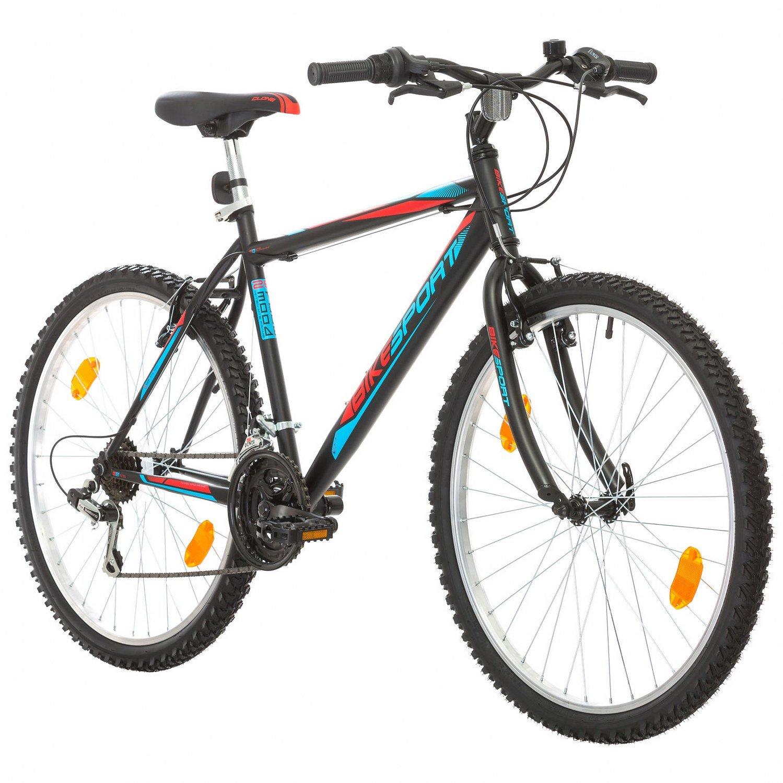26 Zoll Bikesport Active Fahrrad Mountainbike MTB Herrenfahrrad Shimano 18 Gang