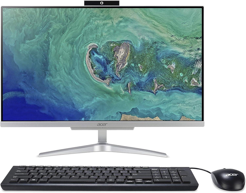 Acer Aspire AC24-865 - Ordenador de sobremesa Todo en uno de 23.8