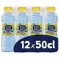 Font Vella Sensación Agua Mineral sabor limón