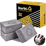 Barbi-Q Grill Cleaning Bricks - Grill Stone | Griddle Cleaner Block - Stone Brick Cleaner for BBQ | Grills | Racks | Flat Top