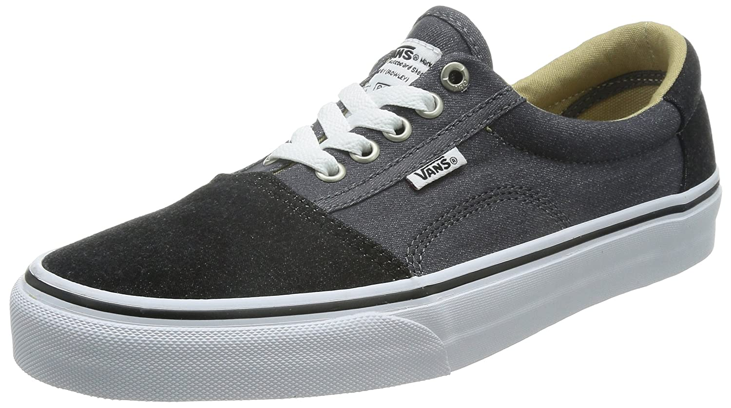 Vans Men's Rowley Pro (Solos) Two Tone Skate Shoe 30%OFF